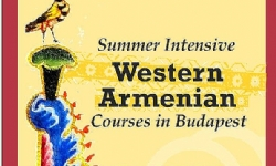 2018 Summer Intensive Courses for Western Armenian in Budapest