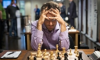 Armenia's leading chess player, GM Levon Aronian ranks 7th in the fresh FIFE rating of world 100 top