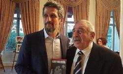 Garo Paylan has announced that a tournament will be named after Garbis Zakaryan,