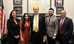 Rep. Brad Sherman & Key House Members Testify For U.S. Aid To Artsakh.