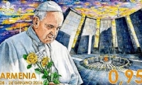 ​Vatican Issues New Stamp Dedicated to Pope's Visit to Armenia