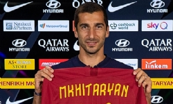 Henrikh Mkhitaryan Permanently Joins A.S. Roma After Arsenal Agrees To Terminate His Contract