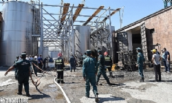 Fire at Armenia's Proshyan Brandy Factory kills 2, injures 4