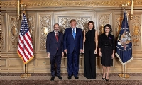 ​Today's Challenges Reaffirm the Importance of our Partnership: Donald Trump Congratulates Nikol Pas
