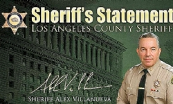 Los Angeles County sheriff welcomes peaceful protests of Armenians