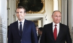 ​Putin and Macron Discuss Efforts to Stop Nagorno-Karabakh Conflict