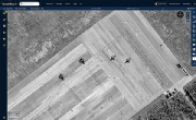​New Satellite Image Shows Four Turkish F-16 Fighter Jets Stationed In Azerbaijan's Gabala Airbase