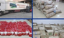 Another humanitarian aid delivered to Armenia by Ukrainian