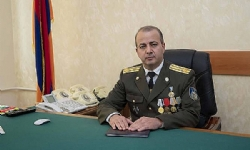 Armen Abazyan appointed Director of Armenia's National Security Service   Photo of Siranush Ghazanch