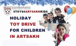 ​Homenmen Holiday Toy Drive for Kids in Artsakh, Nov 28-29