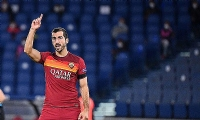 ​Roma's Henrikh Mkhitaryan is making a case as the best midfielder in Europe