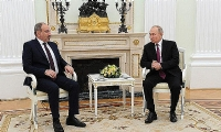 ​Pashinyan, Putin meet in Moscow