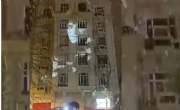 ​Doves projected onto former Agos building to commemorate Hrant Dink