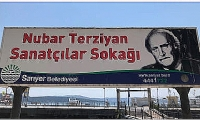 ​Istanbul Street Renamed After Turkish-Armenian Actor Nubar Terziyan