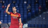 ​Henrikh Mkhitaryan celebrates 32nd birthday