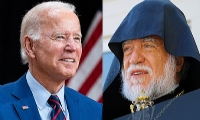 ​His Holiness Aram I congratulates Joe Biden
