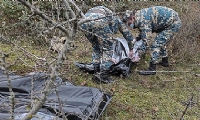 ​Bodies of 30 servicemen handed over to the Armenian side
