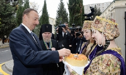 ​Russian Archbishop of Azerbaijan makes anti-Armenian remarks to please Aliyev