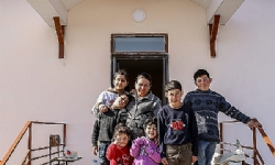 ​Tufenkian Foundation begins major home renovation project in the villages of Martuni
