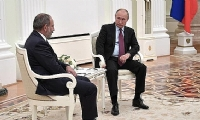 ​Putin, Pashinyan discuss implementation of agreements on Karabakh