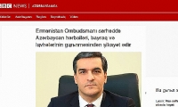 ​International Azerbaijani-language media outlets start reacting to Armenian ombudsman's statements