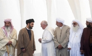 ​Pope Francis urges Iraq's Muslims, Christians to unite for peace
