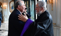 ​His Holiness Aram I sends Easter message to President Sarkissian