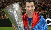 ​Henrikh Mkhitaryan recalls Europa League glory with Manchester United