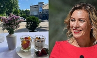 ​Maria Zakharova: Good morning, Yerevan!