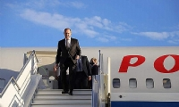 Lavrov arrives in Armenia for working visit