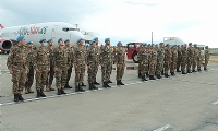 ​Armenian peacekeepers return from Lebanon after completion of service