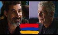 Anthony Bourdain feat. Serj Tankian in Armenia