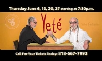 Yete, a new monologue by Vahe Berberian (Commercial #1)